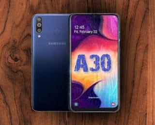 Samsung Galaxy A30 Rilis, Inilah Spesifikasi Dan Harga Terbaru