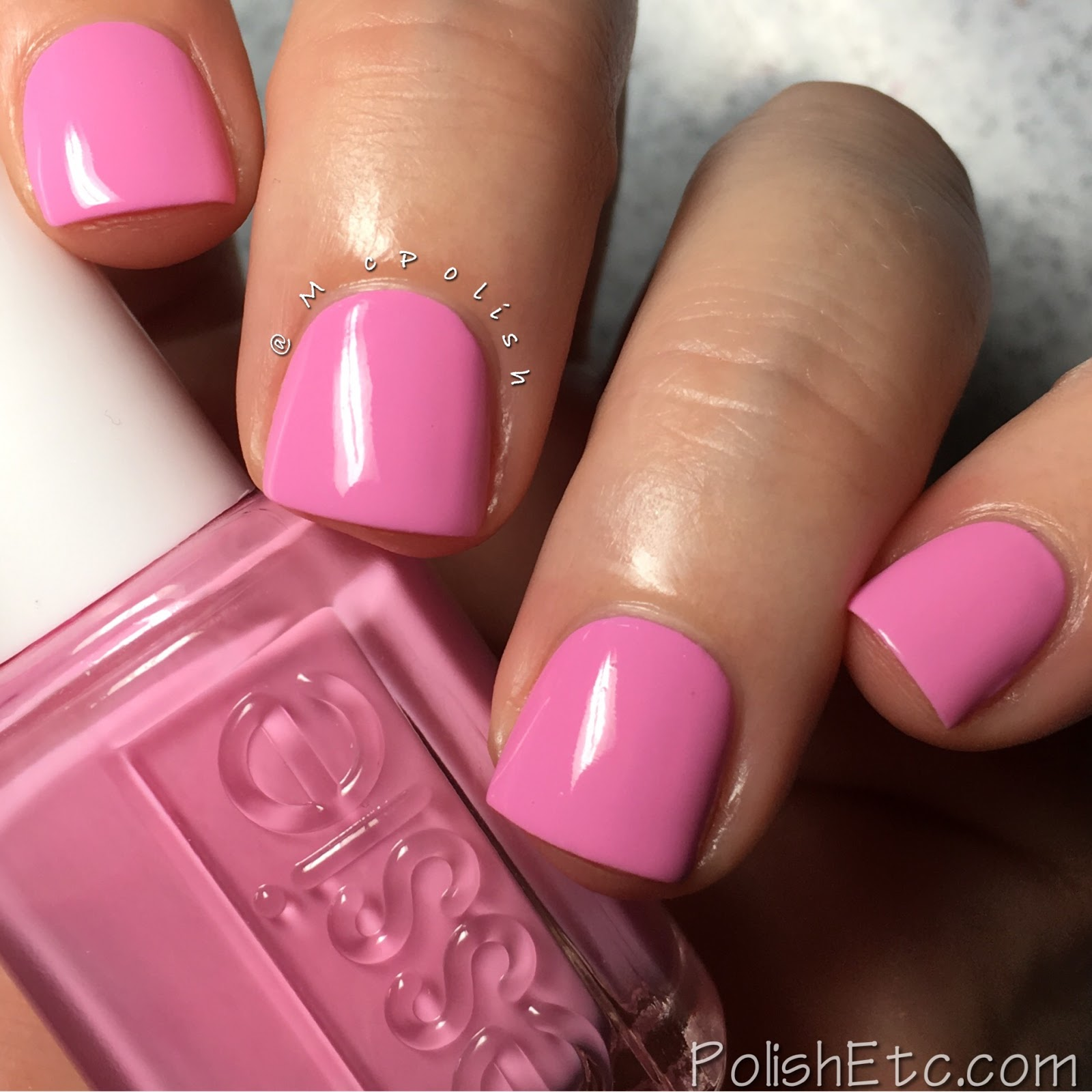 Essie's Spring 2017 Collection - McPolish - backseat besties