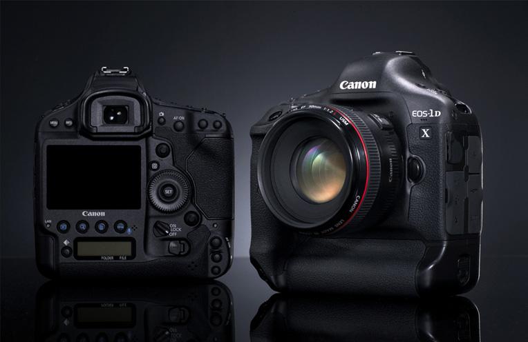 كاميراProfessional dSLRs