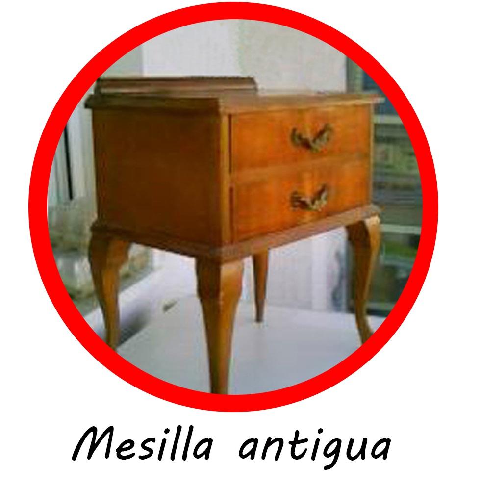 Con otros ojos blog de dise o y decoraci n - Mesillas antiguas ...