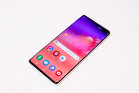 SAMSUNG GALAXY S10- TOP FEATURES