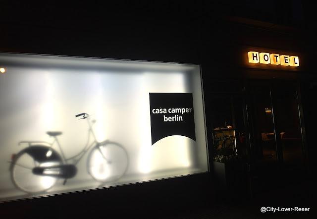 Berlin - Hotel Casa Camper