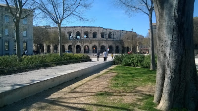 Amphitheatre of Nimes