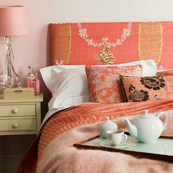 Decorating With Colors Mango: Ciao! Newport Beach: Color Inspiration: Mango And Peach