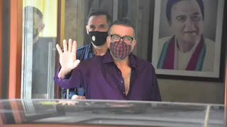 Sanjay Dutt discharged from leelavati hospital after 2 days