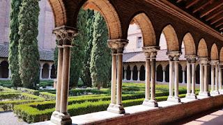 Toulouse. Convent dels Jacobins - Claustre