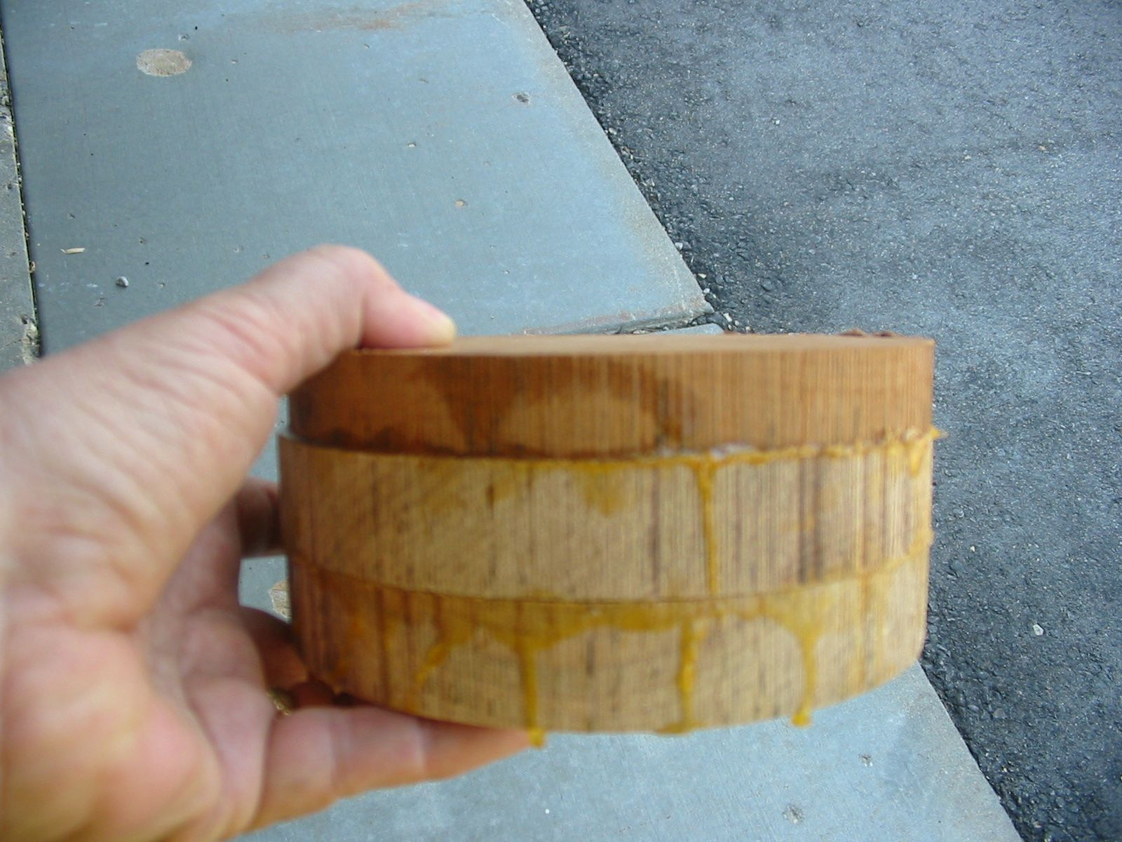 Selkie Wood Works: The Drinking Bowl: Turning the bowl