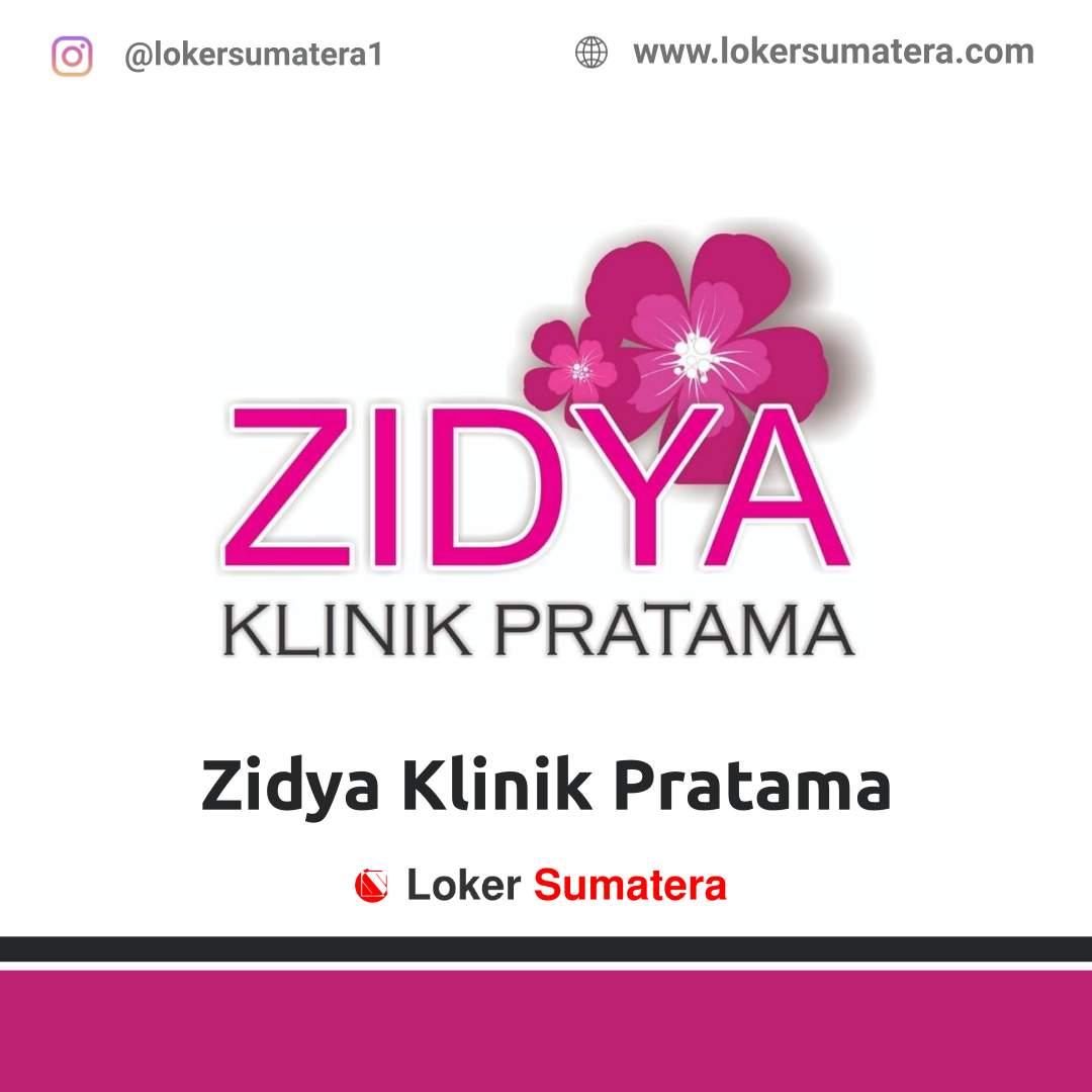 Lowongan Kerja Pekanbaru: Zidya Klinik Pratama Agustus 2020