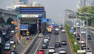 Tarif tol dalam kota naik per 1 februari 2020