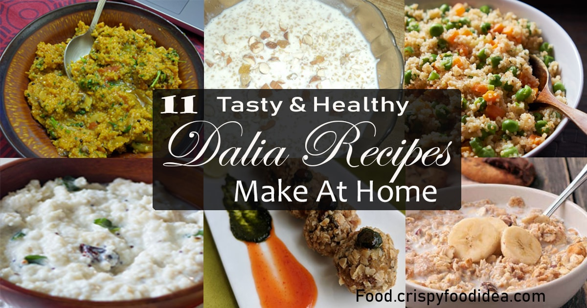 dalia recipes