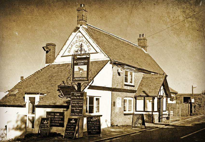 The Blacksmiths Arms - Photo Jason Rodhouse