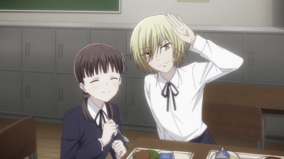 Fruits Basket 2019 Episode 22 Subtitle Indonesia