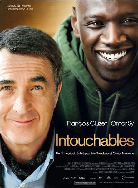 L'affiche du film Intouchables