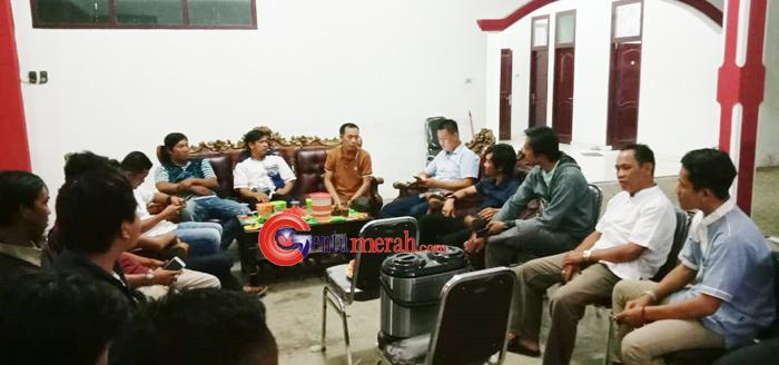 Jalin Silaturahmi Bersama Pers, Ketua DPRD Lampura Minta Dukungan Jurnalis Wujudkan Program
