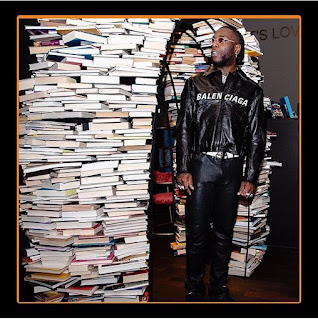 Burna Boy #AfricanGiant album is the most streamed album in Africa 2019 & No. 11 World Wide
