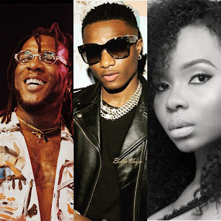 Burna Boy, Yemi Alade, Wizkid Win Big At 2018 AFRIMMA Awards | See Full List