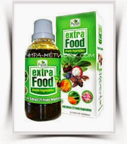 Produk HPA Indonesia || Extra Food