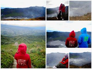 View Bukit Kaba Curup