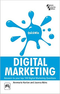 Quickwin Digital Marketing Book for Answers to Your Top 100 Digital Marketing Questions