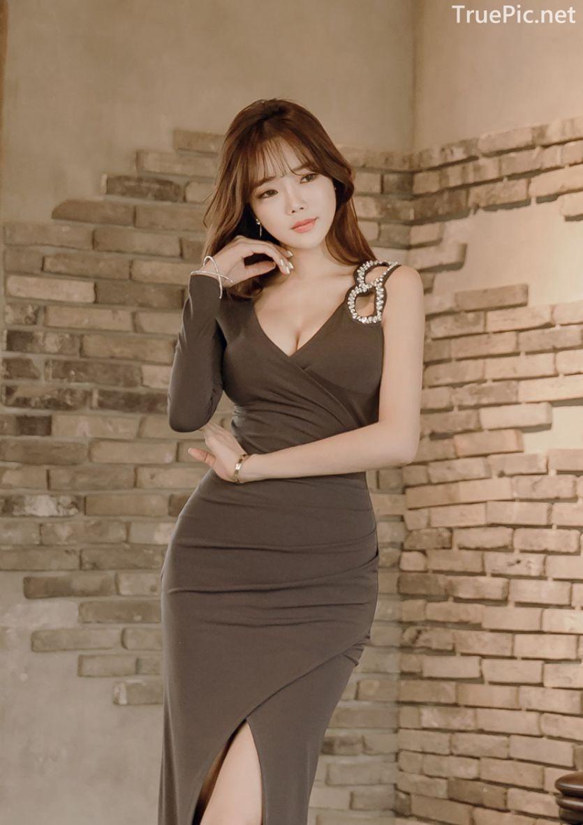 Korean Fashion Model - Kang Eun Wook - Indoor Photoshoot Collection - TruePic.net - Picture 8