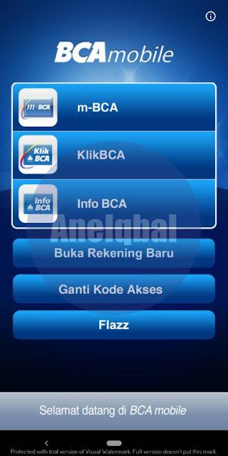 Cara Ganti Nomor m-banking BCA