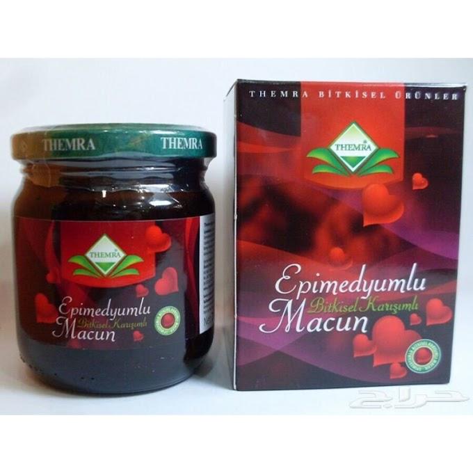 Epimedium Macun: Αφροδισιακό μείγμα βοτάνων 240gr (3 stik)