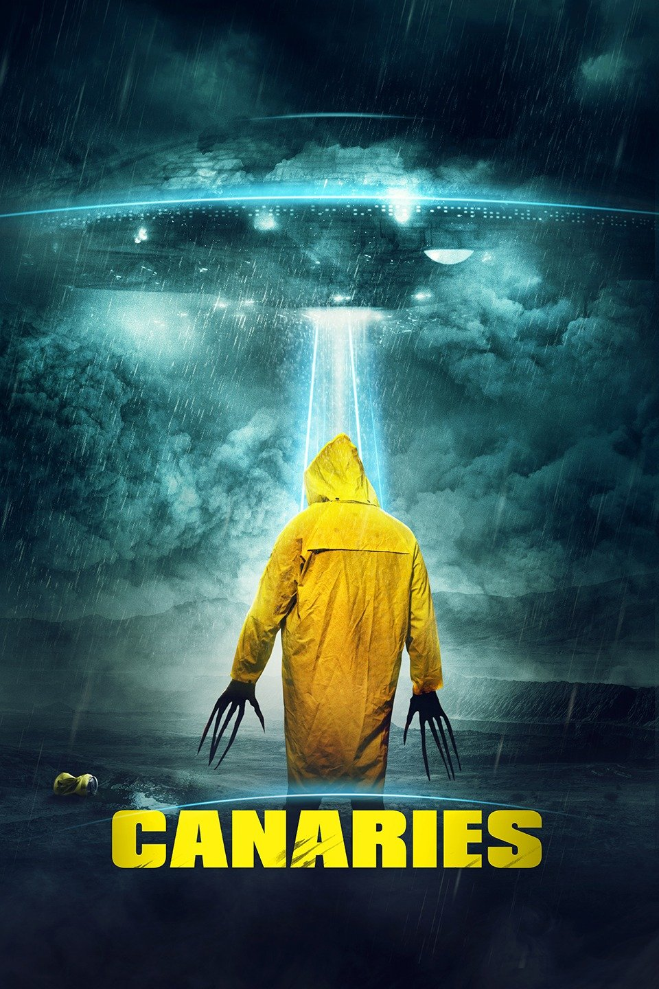 Canaries 2017 Dual Audio 720p BluRay