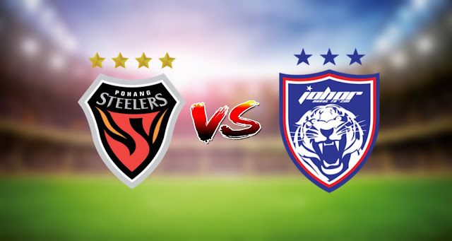 Live Streaming Pohang Steelers vs JDT 28.6.2021 ACL