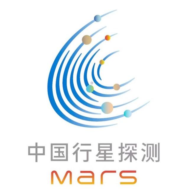 China revela nome e logotipo para sua primeira missão de pouso em Marte