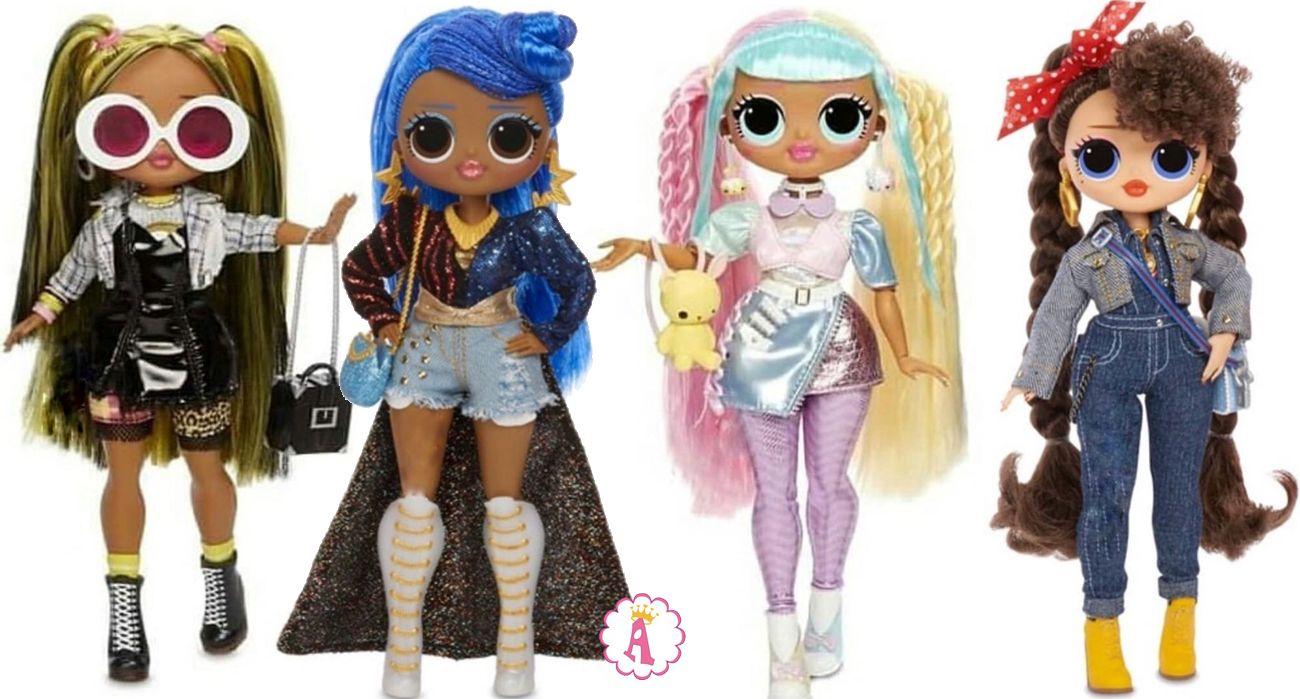 Вторая серия кукол Лол Сюрприз Омджи: первые фото L.O.L ...