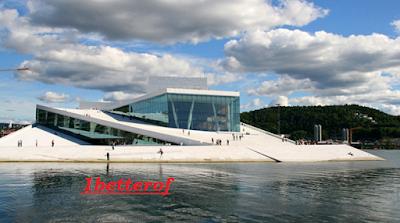 Traveling Oslo