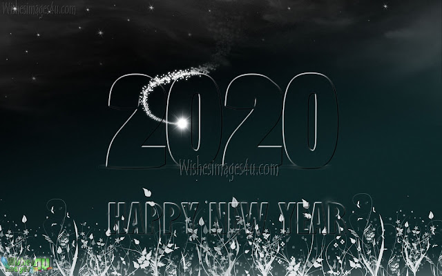 New Year 2020 Sparkling Pictures In HD Download For Desktop/PC