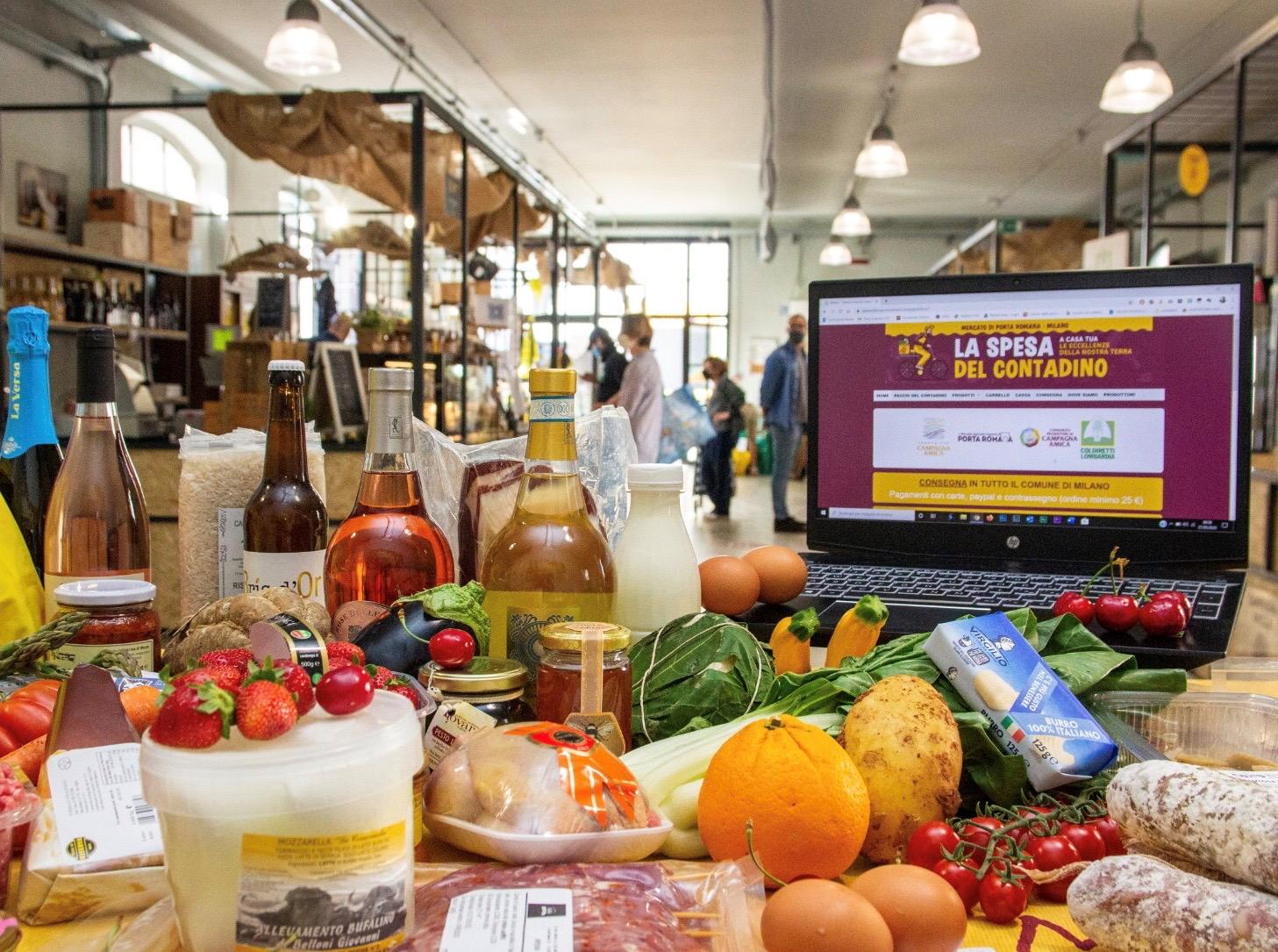 Negozi Per La Casa Milano fase 2, lombardia prima per negozi online: a milano arriva