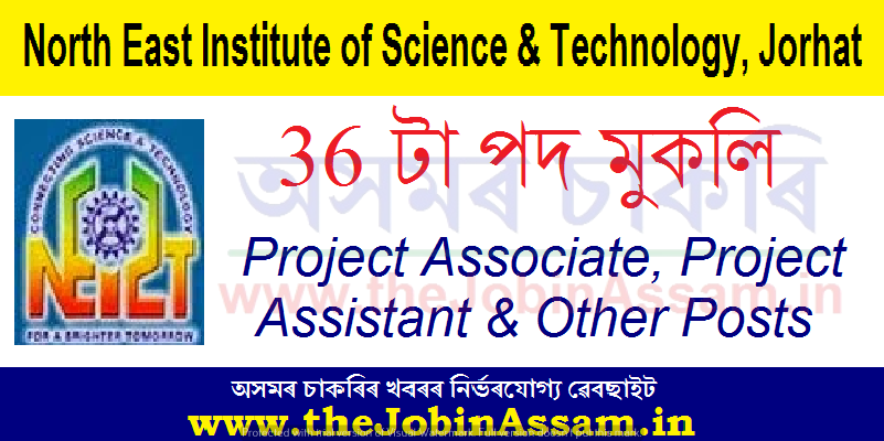North East Institute of Science & Technology, Jorhat.