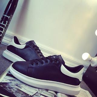 Sepatu Keren Pria Model Pria Terbaru Mei 2016