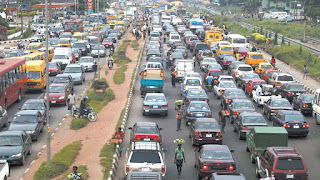 Traffic pollution linked to premature ageing, asthma