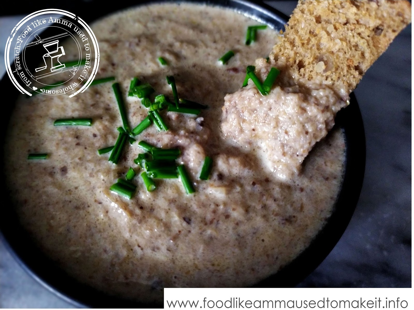 Mushroom Soup Recipe for Toddlers