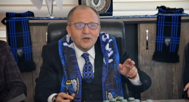 Karacabey Belediyespor'dan satış iddialarına tepki