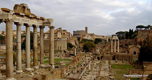 Roma, Fórum Romano