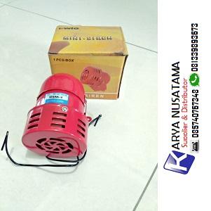 Jual Paket Sirine MS190, Kabel Plus Tombol Button di Palembang