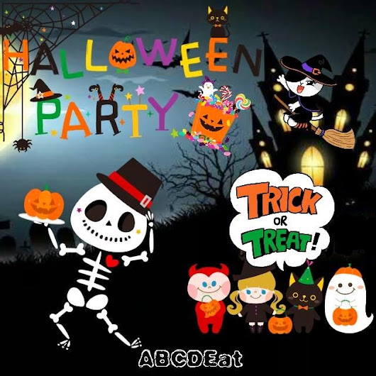 ABCDEat: HALLOWEEN PARTY BOX