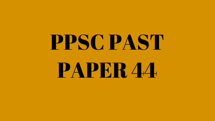 ppsc past papers islamic study 2019
