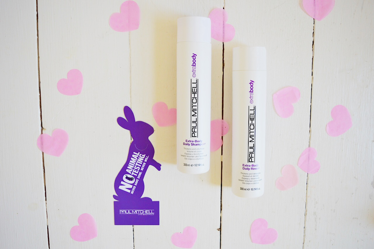 Paul Mitchell Extra Body Daily Haircare review, FashionFake blog, beauty bloggers, UK beauty blog
