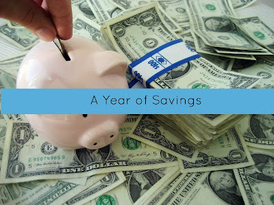 A Year of Savings: Jan 1st - 3rd