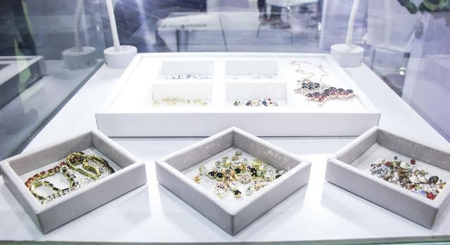 Preciosa Collection at IIFJAS Exhibition, Mumbai