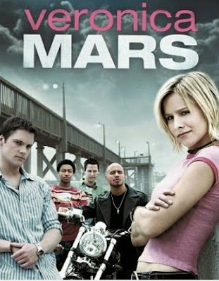 Poster Of Hollywood Film Veronica Mars (2014) In 300MB Compressed Size PC Movie Free Download At worldfree4u.com