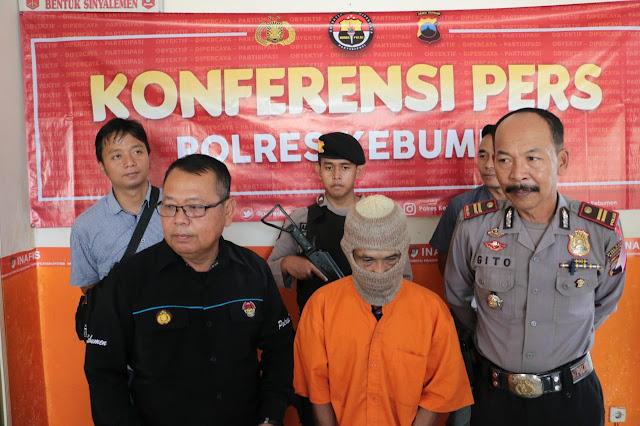 Gadaikan Motor Teman, Warga Wonoyoso Digelandang Polisi