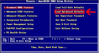 "Cara Memperbaiki Error ""a disk read error occurred"" Pada Komputer"
