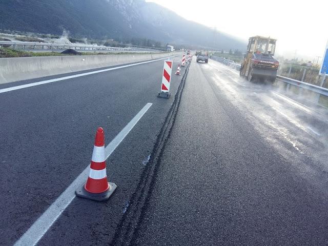 Πρέβεζα: Παράταση κυκλοφορικών ρυθμίσεων για την κατασκευή κόμβου επί της Εθνικής Οδού Πρέβεζας – Ηγουμενίτσας στη διακλάδωση Βράχου