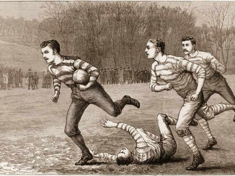 ফুটবল, ফুটবল খেলার ইতিহাস, ফুটবল খেলা, ফুটবলের ছবি, ফুটবল খেলার প্রাচীন ছবি